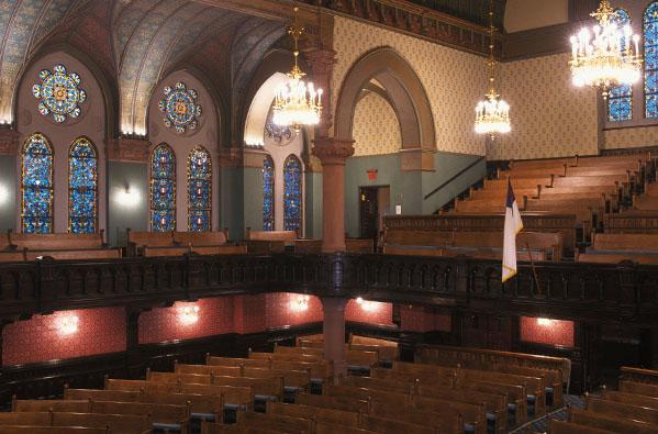Emmanuel Baptist Church - Ernest Neuman Studios Emmanuel Baptist Church